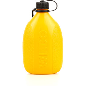 Wildo Hiker Drinkfles 700ml geel
